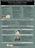 Training Regional Fishery Management Council Members: Development of a National Strategy Laura W. Jodice, Clemson University* Gilbert Sylvia, Coastal Oregon Marine Experiment Station, Oregon State University* Susan Hanna, Coastal Oregon Marine Experiment