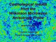 Cosmological results from the Wilkinson Microwave Anisotropy Probe