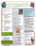 Brunswick Lees Tae Kwon Do Monthly Newsletter 828 Hoosick Road, Troy NY 12180 518 2790521 www.brunsw