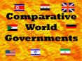 Comparative World Governments