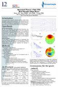 Spatiotemporal Properties of Scalp EEGs During Generalised Epileptic Seizures Sazonov AV, Arends JBA