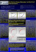 Hot Electron Energy Relaxation In AlGaNGaN Heterostructures