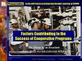 Factors Contributing to the Success of Cooperative Programs