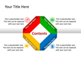 Royalty free abstract PowerPoint templates