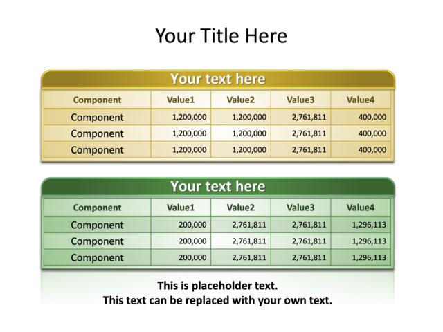 Powerpoint slide comparison table diagram multicolor 5 rows powerpoint slide comparison table diagram multicolor 5 rows tg ccuart Images