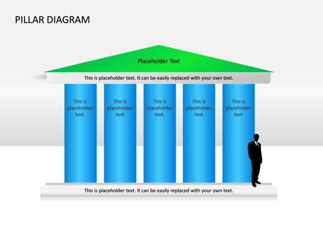 Powerpoint slide pillar diagram 3d blue 5 pillars cg 41 powerpoint slide pillar diagram 3d blue 5 pillars cg toneelgroepblik Image collections