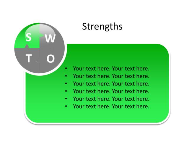 Powerpoint slide swot analysis diagram green strengths mp powerpoint slide swot analysis diagram green strengths mp 289 ccuart Image collections