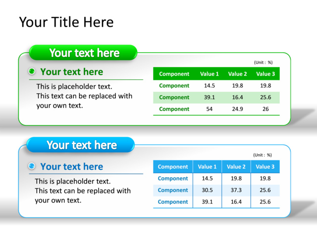 how to choose a text size for powerpoint slide number